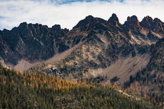 North Cascades Highway Stock Photography