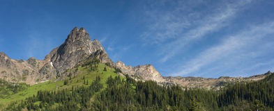 North Cascades Highway Royalty Free Stock Photography