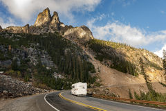 North Cascades Highway Stock Photos