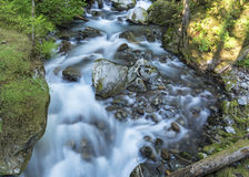 North Cascades Ladder Creek Stock Photography