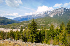 North Cascades National Park Stock Images