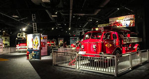 North Charleston and American LaFrance Fire Museum and Education Center Stock Photo