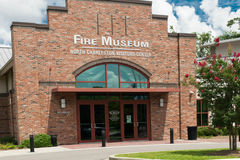 North Charleston and American LaFrance Fire Museum and Education Center-North Charleston, South Carolina Stock Photo