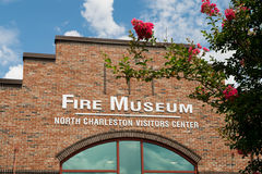 North Charleston and American LaFrance Fire Museum and Education Center-North Charleston, South Carolina Royalty Free Stock Image