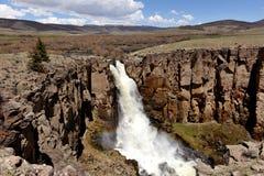 North Clear Creek Falls - Horizontal Royalty Free Stock Photography
