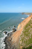 North Cliffs, West Cornwall. Royalty Free Stock Photography