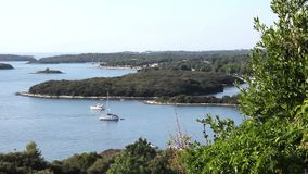 Vrsar, Istria - Bay Landscape From Town