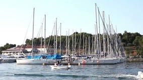 Vrsar, Istria - Boats On Dock
