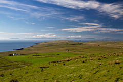 North Coast of the Isle of Skye Stock Photography