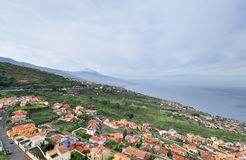 North coast of Tenerife, Canary Islands - Spain Stock Images