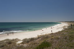 North Cottesloe Beach, Perth, Western Australia Royalty Free Stock Photography