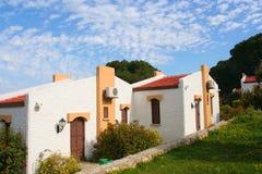 North Cyprus Village. It's a sunny day,a calm village in North Cyprus Royalty Free Stock Image