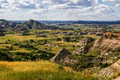 North Dakota Badlands royalty free stock photos