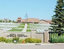 North dakota historical memorial Stock Images