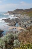 North Devon coast Woolacombe England UK Stock Photography