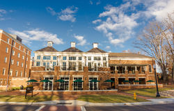 North Dining Hall at WFU Royalty Free Stock Photos