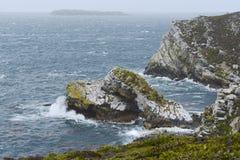 The North East coast of East Falkland, Falkland Islands Royalty Free Stock Image
