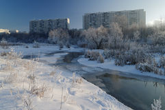 North-east of Moscow Stock Images