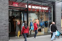 The North Face Stock Photography