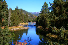 North Fork Of The Payette Royalty Free Stock Photography