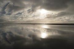 On the North Frisian Island Amrum. In Germany Stock Photo