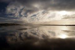On the North Frisian Island Amrum Royalty Free Stock Photo