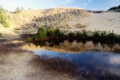On the North Frisian Island Amrum Stock Photos