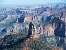 North Grand Canyon Pinnacle Royalty Free Stock Images