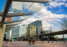 North Greenwich, London Royalty Free Stock Photography