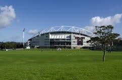 North Harbour Stadium Royaltyfri Bild