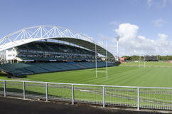 North Harbour Stadium Stock Image