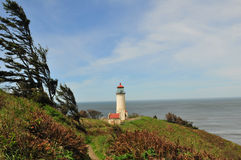 North Head Light House Royalty Free Stock Images