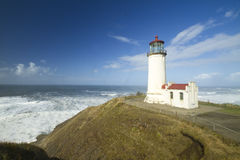 North Head Lighthouse Stock Image