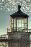 North Head Lighthouse on the Southern Washington Coast Stock Photo