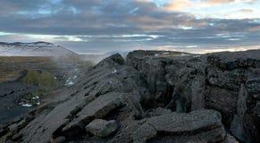 North Iceland Stock Image