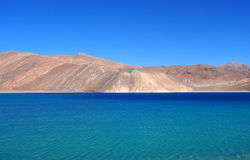 North India lake Royalty Free Stock Photo