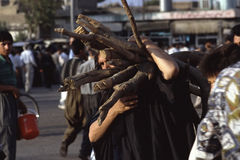 1993 North Iraq - Kurdistan Royalty Free Stock Images