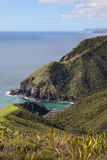 North Island Coast Royalty Free Stock Photography