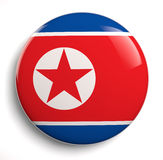 North Kore flag Stock Photo