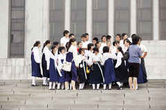 North korea 2011 Stock Image