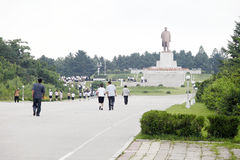 North korea 2011 Royalty Free Stock Photos