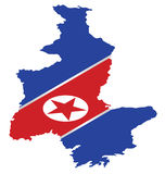 North Korea Royalty Free Stock Image