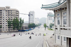 North Korea Kaesong 2011. Here is the North Korea Kaesong Royalty Free Stock Image