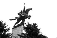 North Korea Maxima sculpture royalty free stock photos