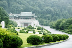 North Korea's scenic spot. Here is North Korean famous mountain Myohyang-san.It is one of the five famous mountains in North korea Royalty Free Stock Photography