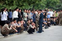 North korea 2013 royalty free stock photography