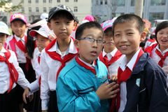 North Korean 2013 Royalty Free Stock Photography