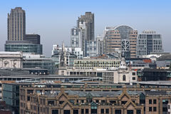 North London cityscape Stock Image