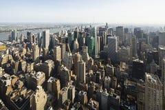 North Manhattan View Stock Image