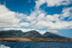 North Maui coast Royalty Free Stock Image
